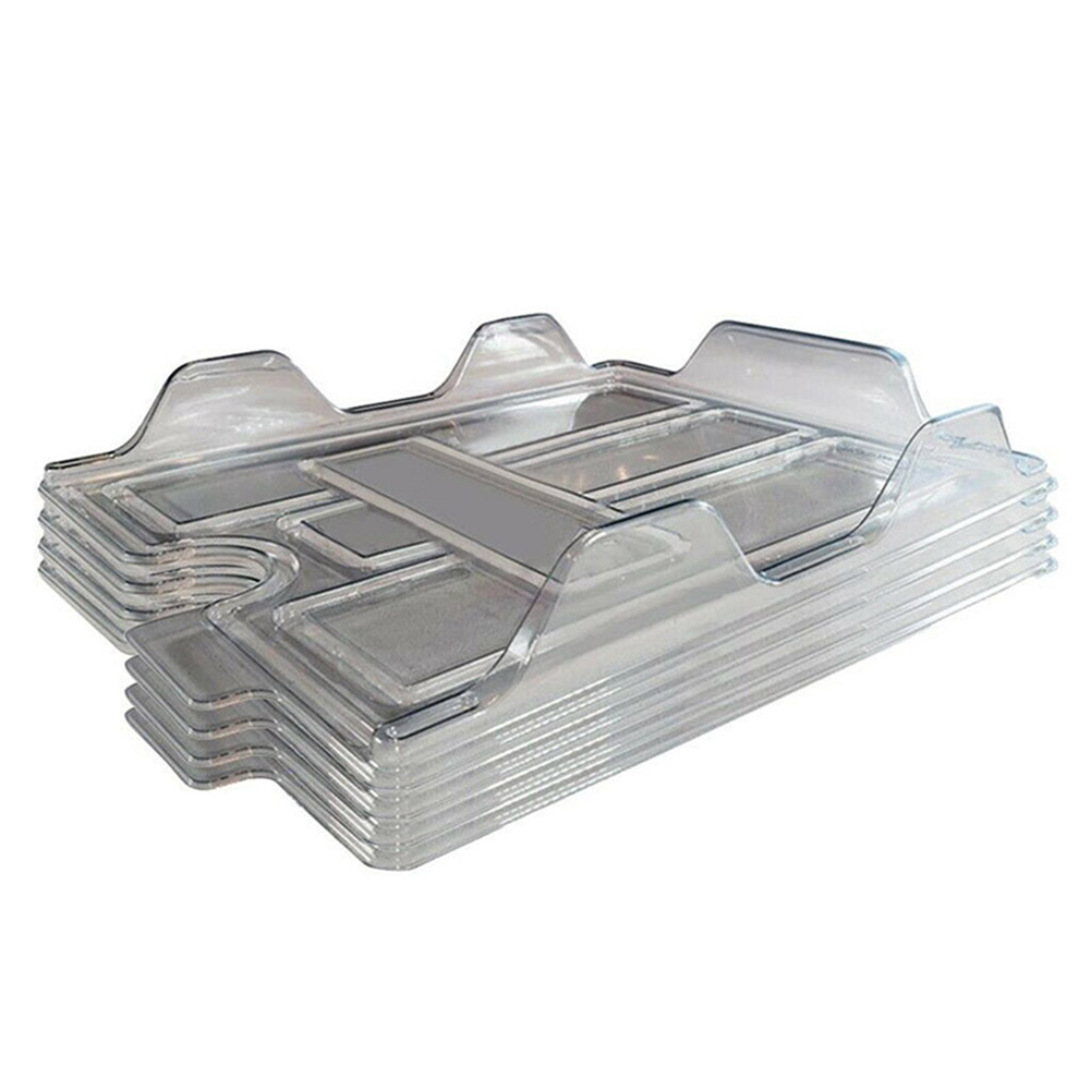 4PCS Office File Organizers A New Way To Sort File And Store Multifunctional Storage Rack B88