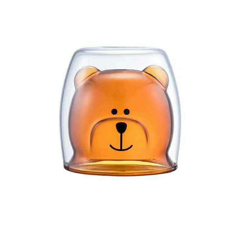 Amber bear