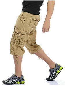 Casual Shorts Military Male Tactical Men's Camouflage New Man Loose 29-42