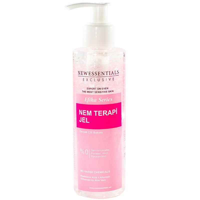 Newessentials Moisture Therapy Gel.
