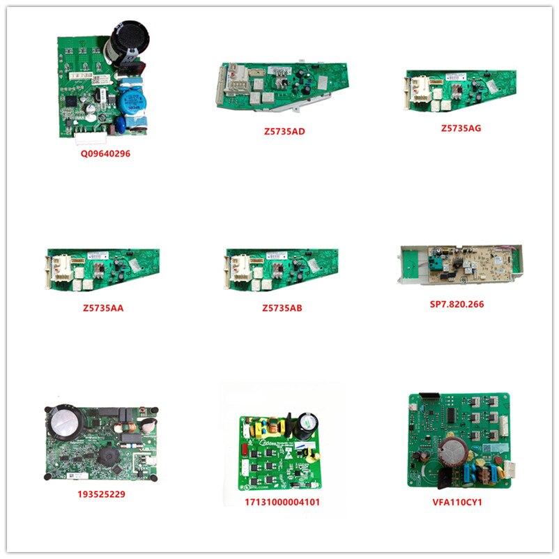 VETB90L Q09640296| Z5735AD| Z5735AG| Z5735AA| Z5735AB| SP7.820.266| 193525229| 17131000004101| VFA110CY1 Used