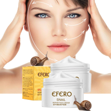 EFERO Repair Snail Cream Skin Whitening Face Cream Care Acne Treatment Moisturizing Nourishing Snail Cream Anti Wrinkles Firming
