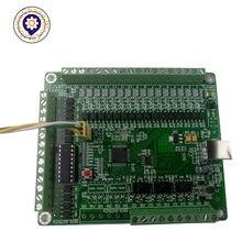 Placa de controle cnc 3-axis mach3 usb 500khz cartão de interface de cartão de controle (versão npn)