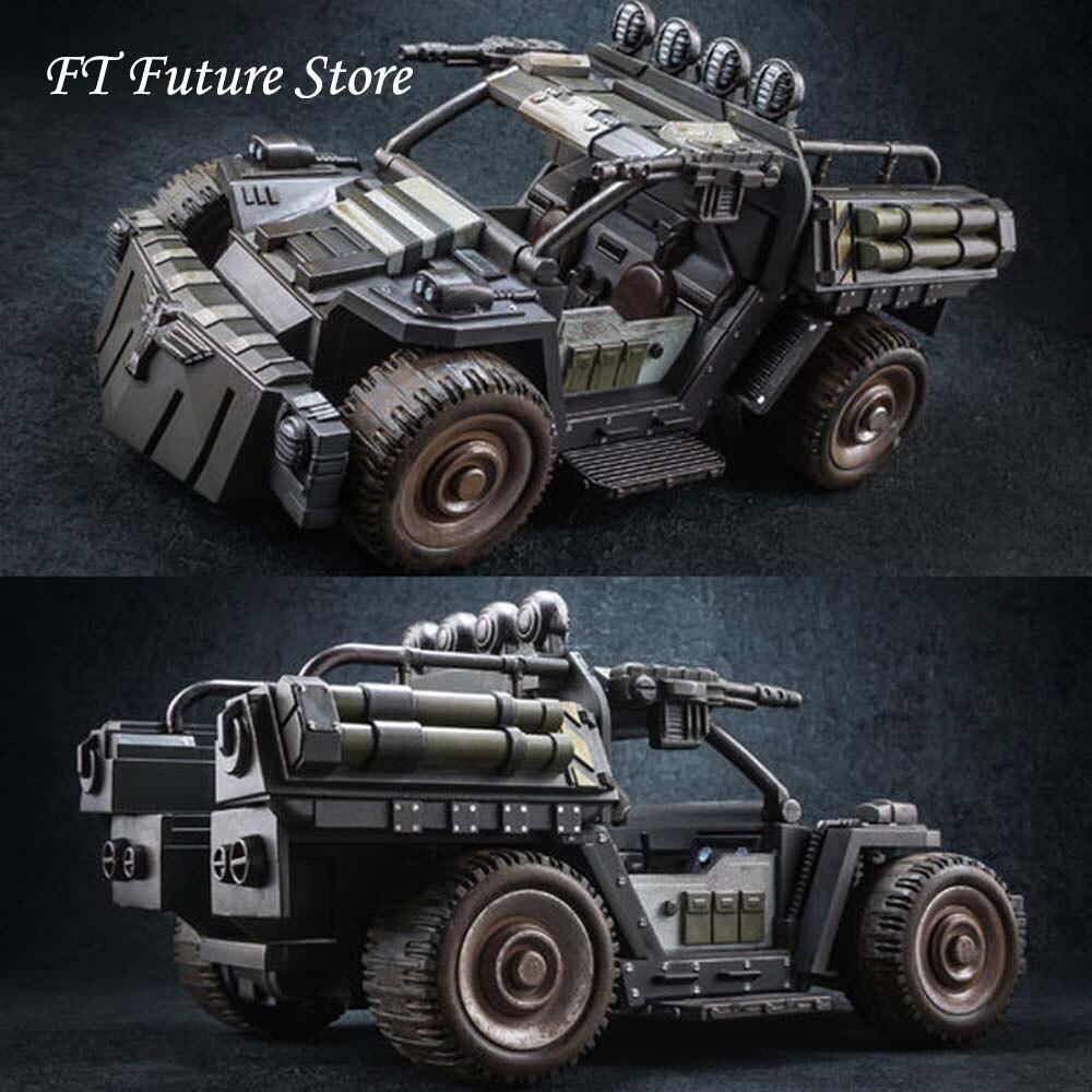 В наличии детские подарки 1/27 весы 21 см диких носорогов Скаут штурмовая машина модель грузового автомобиля для фанатов детские подарки