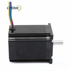 Image 3 - Stepper Motor 2 Phrases NEMA23 2.2 N.m Torque 3.0A Shaft 8mm For Kit Cnc