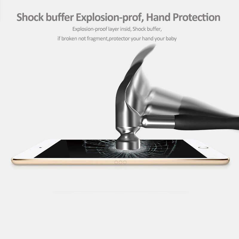 Verre trempé pour Apple iPad 10.2 2019 protecteur d'écran 0.3mm 9H HD Film de verre protecteur pour iPad 7 7th génération A2200 A2198
