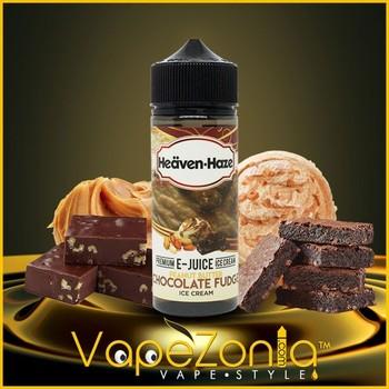 HEAVEN HAZE e juice Peanut Butter Chocolate Fudge Ice Cream 100 ml