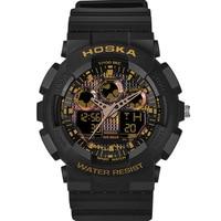 G style s shock watch men top luxury military Chronograph LED digital watch sport xfcs quartz menwatch relogio masculino