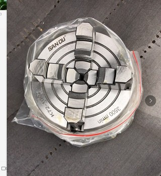 Portabrocas de una sola acción de 4 mandíbula de SAN OU, K72-80/100/125