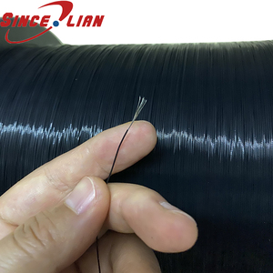 30AWG mounting wire ultra-fine special fine cable electronic line black grey red FEP high temperature multi-strand wire 10meters