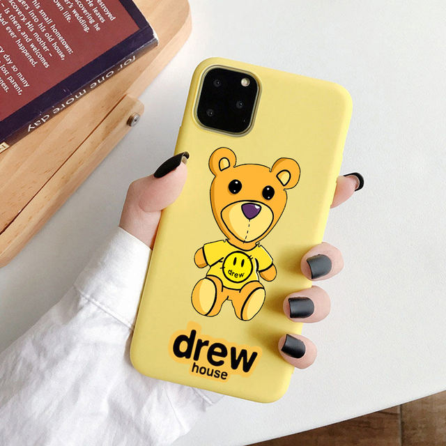 DREW HOUSE JUSTIN BIEBER THEMED IPHONE CASE (21 VARIAN)