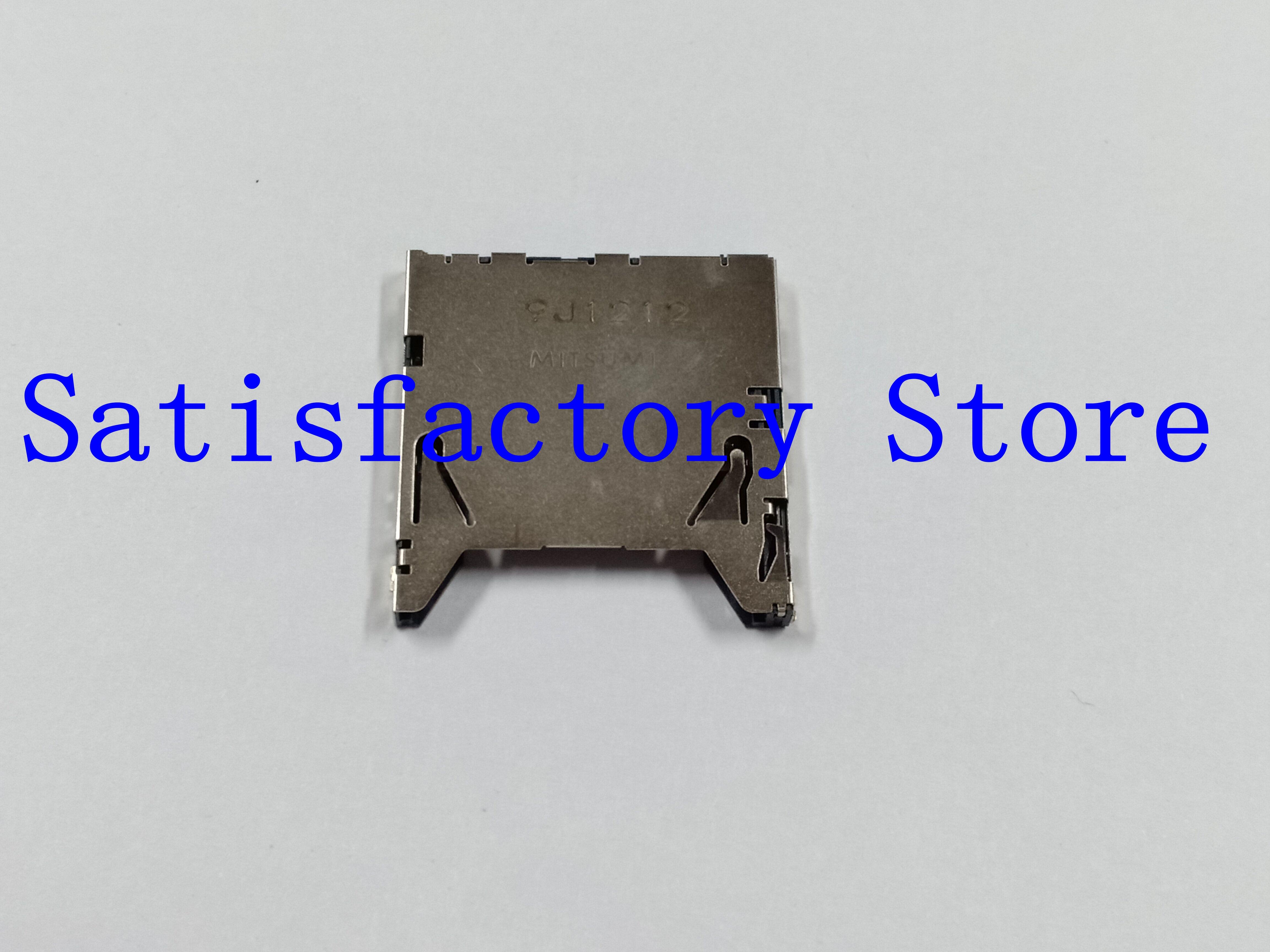 NEW SD Memory Card Slot Holder For Canon G3X / G7X / G7X MARK II FOR EOS M6 SX610 SX620 SX720 SX730 HS Digital Camera