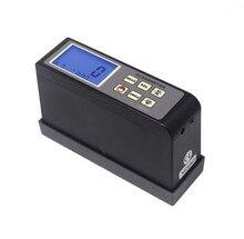 Landtek GM-6 الرقمية Glossmeter سطح معان متر فاحص 60 درجة مع الأزرق الخلفية المدى 0.1-200Gu