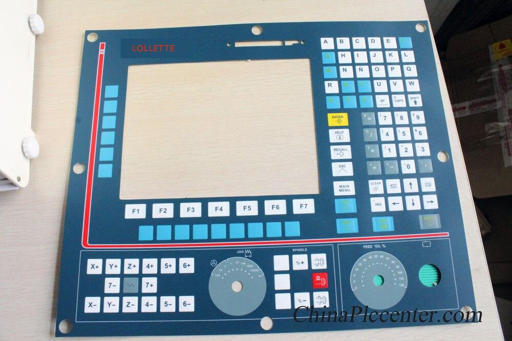 Fagor 8055 8055i pulsanti della tastiera a membrana del pannello HMI CNC