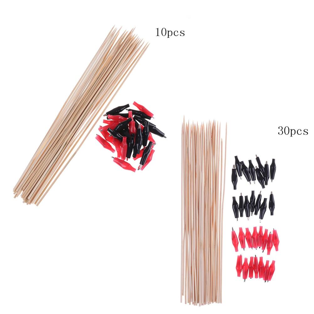 30PCS Holz Metall Craft Tools Malerei Farbe Halter Clips für DIY Modell