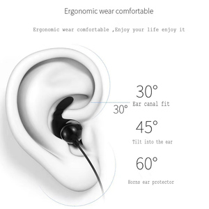 Image 5 - Bluetooth Earphone Wireless Earphones V5.0 Running Sports Bass Sound Cordless Headphone With Mic For Xiaomi Earbuds Smart phone