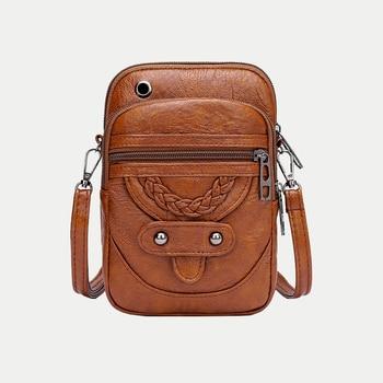 Women Handbags Fashion Mini Shoulder Bag Cell Phone Purse Small Crossbody Bag