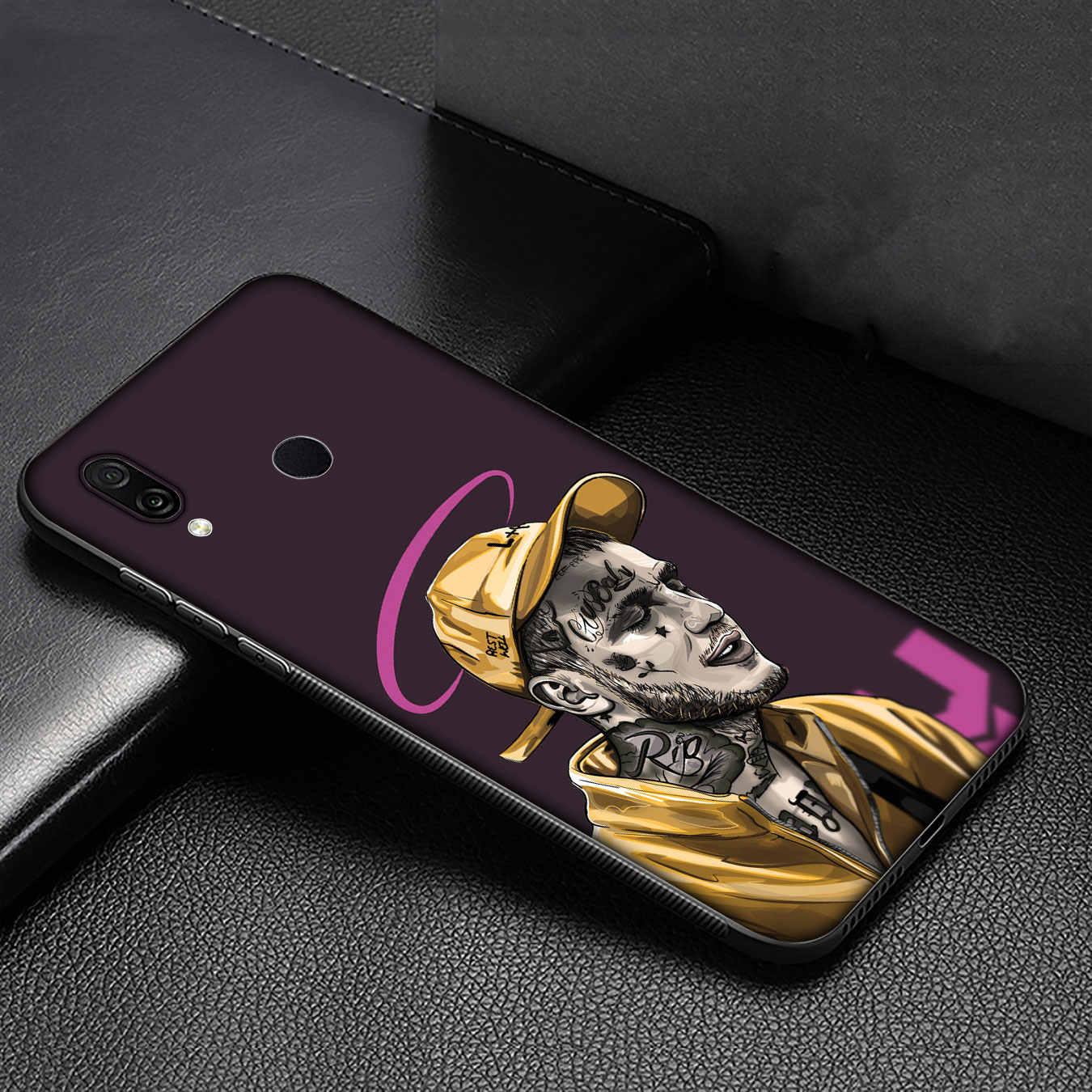 Lil Peep Lil Bo Peep Pop Mềm Mại Ốp Lưng Dẻo Silicone Huawei Y9 Y7 Y6 Prime 2019 Danh Dự Xem 20 8C 8X8 9 9X10 Lite 7C 7X 7A Pro