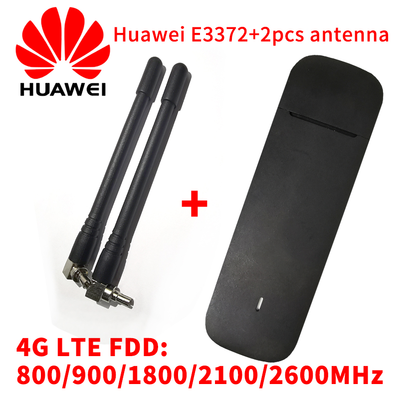 Huawei Usb-Modem Unlocked Hilink E3372h-607 4G LTE 150mbps New title=