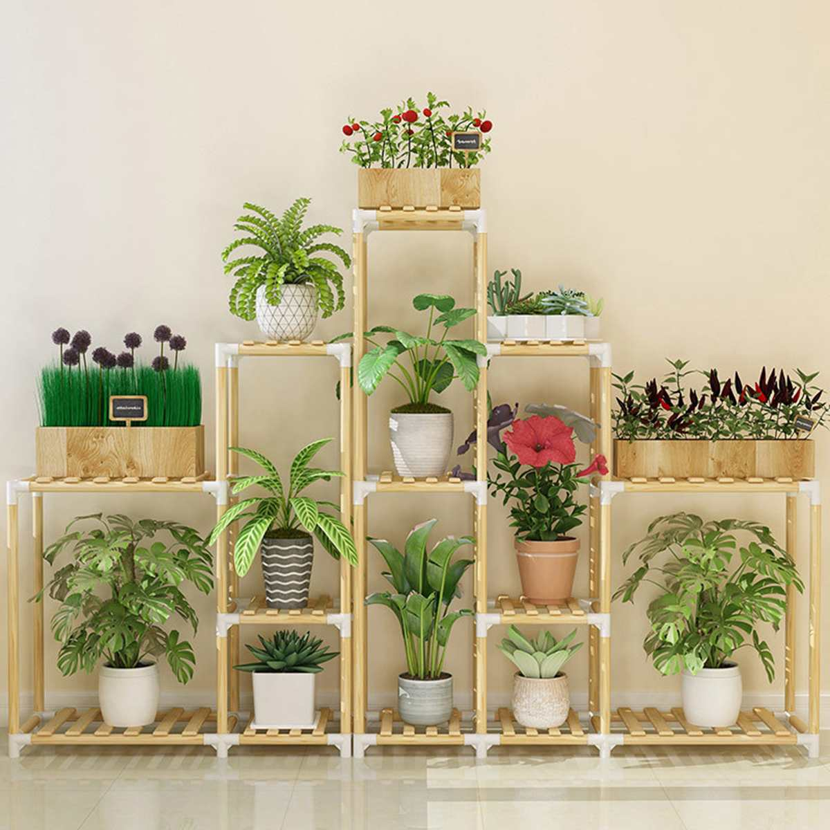 Flower Rack Plant Stand Multi Layer