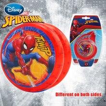 Дисней Марвел светящийся шар йо-йо Человек-паук Мстители Микки Начальная школа Мальчики и девочки игрушки