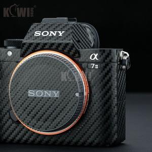 Image 5 - Película protectora de fibra de carbono antiarañazos para Sony A7M2 A7SM2 A7RM2 A7 II A7S II A7R II A7II A7SII A7RII Cámara 3M