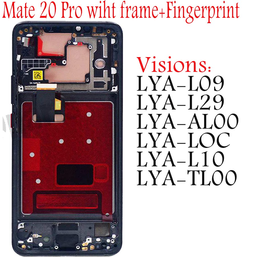 for huawei mate 20 pro lcd.