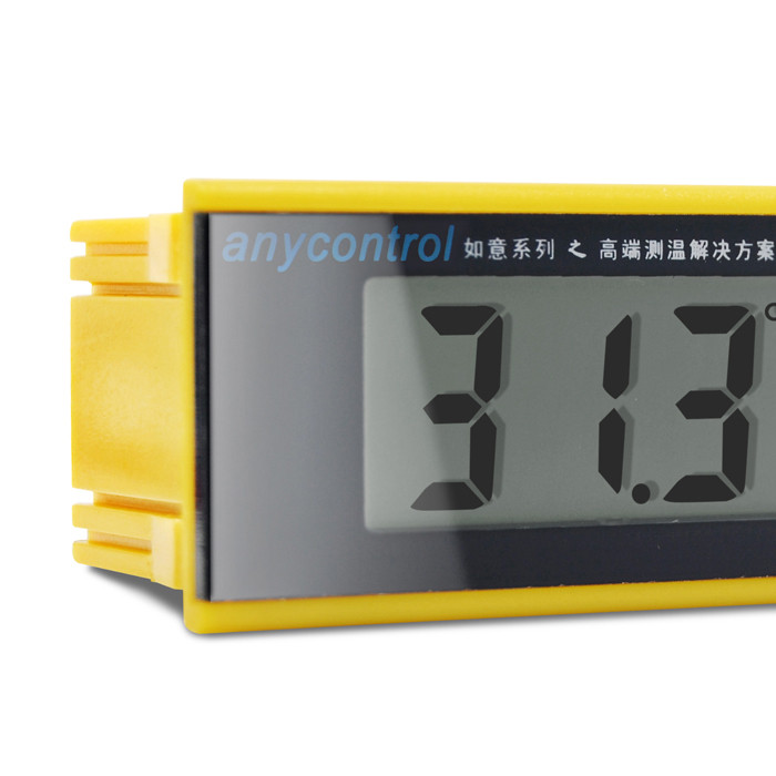 Embedded Car Refrigerator And Vaccine Box Digital Display Thermometer With 12v Or 5v