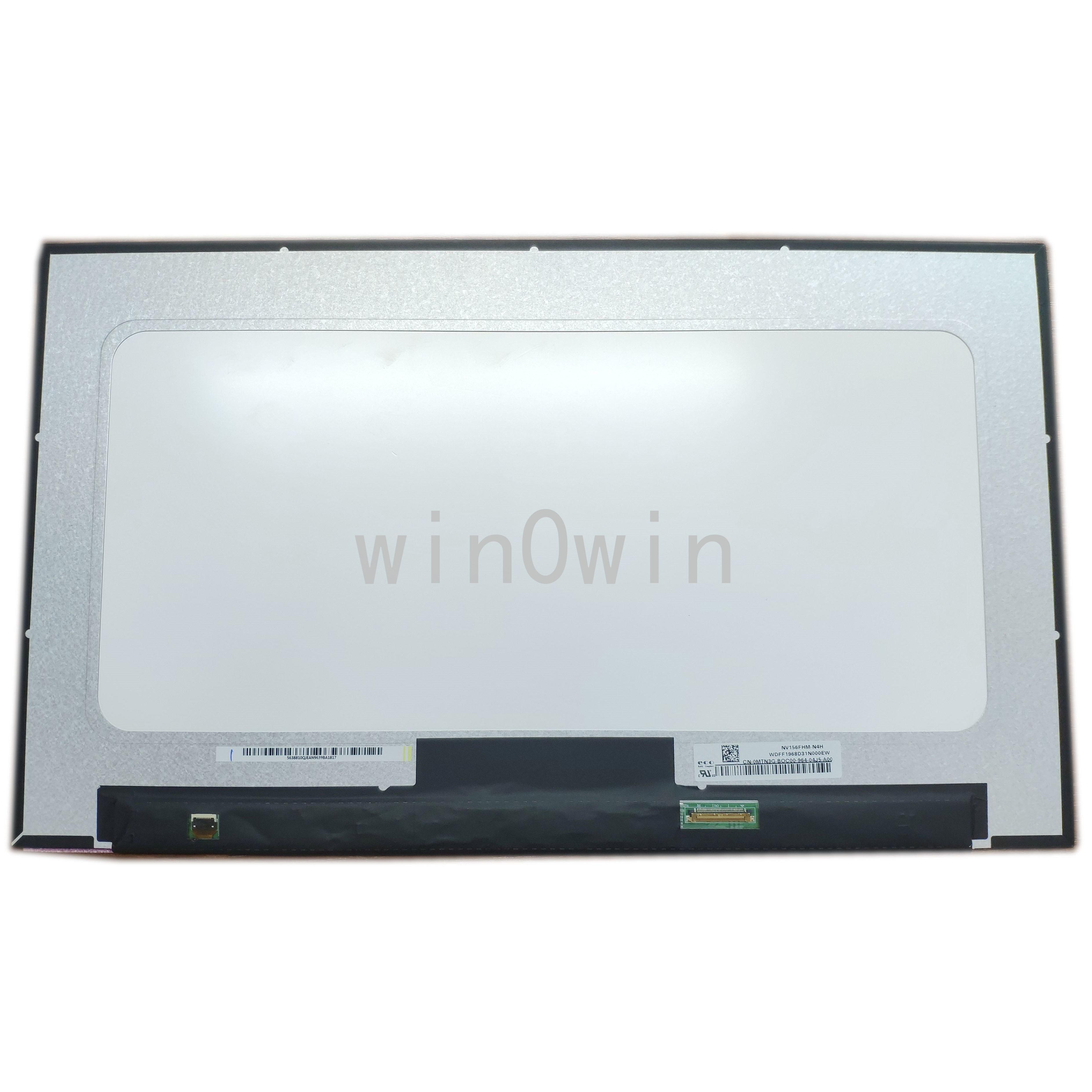 NV156FHM-N4H Fit NV156FHM-N4N V8.0 NV156FHM-N52 NV156FHM-N4L LP156WFC SPM1 B156HAN02.5 1920x1080 IPS EDP LCD SCREEN Panel Matrix