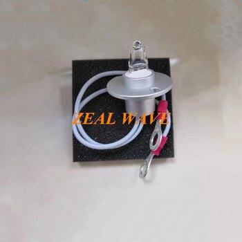 Compatible con Mindray lámpara halógena bombilla para BS-200 BS-220 BS-200E BS-220E BS-300 BS-320 BS-330E BS-350E 12V20W 12V 20W