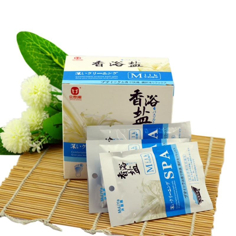 Hot Milk Aroma Bath Bag Bath Salt Foot Bath Powder Bath Salt Smooth Foot Skin