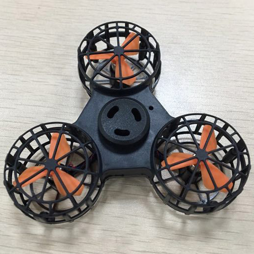 Mini Fidget Spinner Flynova Tricked Out Flying Spinning Autism Anxiety Stress Release Toy Great Funny Gift Toys For Children New