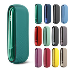 12 Colors Silicone Case+Door Cover For IQOS 3 Duo Full Protective Cover For IQOS 3.0