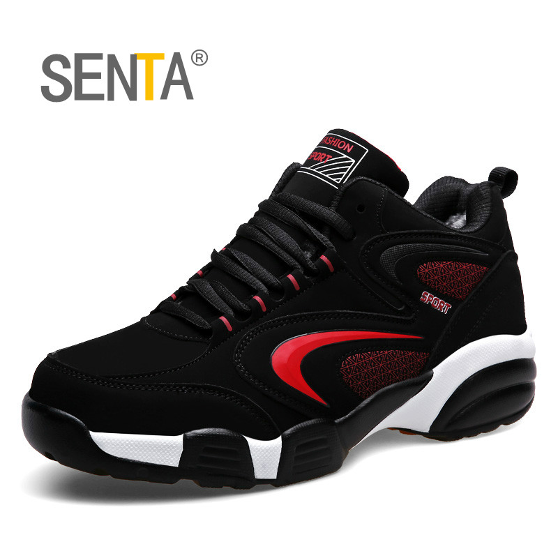 Winter Running Shoes For Men Women Keep Warm Cotton-padded Autumn Sneakers Outdoor Male Walking Sports Shoes Big Size 36-48