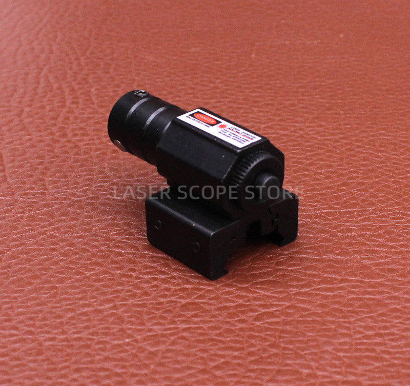 Tactical AT Red Laser Sight for Glock 19 Accessories  Glock Laser Scope  Powerful Laser Pointer 11/20mm Can Change-1