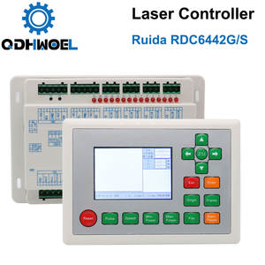 Laser-Controller Laser Engraving RDC6442S Co2 Ruida for And Cutting