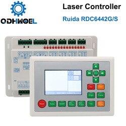 Contrôleur Laser Co2 Ruida RDC6442S RDC6442G pour système de contrôle de machine de gravure et de découpe Laser