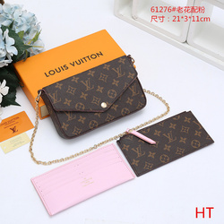 Selling Famous Luxury Brand Leather Wallet Men Women 3A+ Handbags Messenger bag Long Clutch Satchel Bags 39