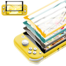 Tempered Glass Protective Film Cover Guard for Nintendo Switch Lite Nintend NS Mini Full Touch Screen Protector Case Accessories