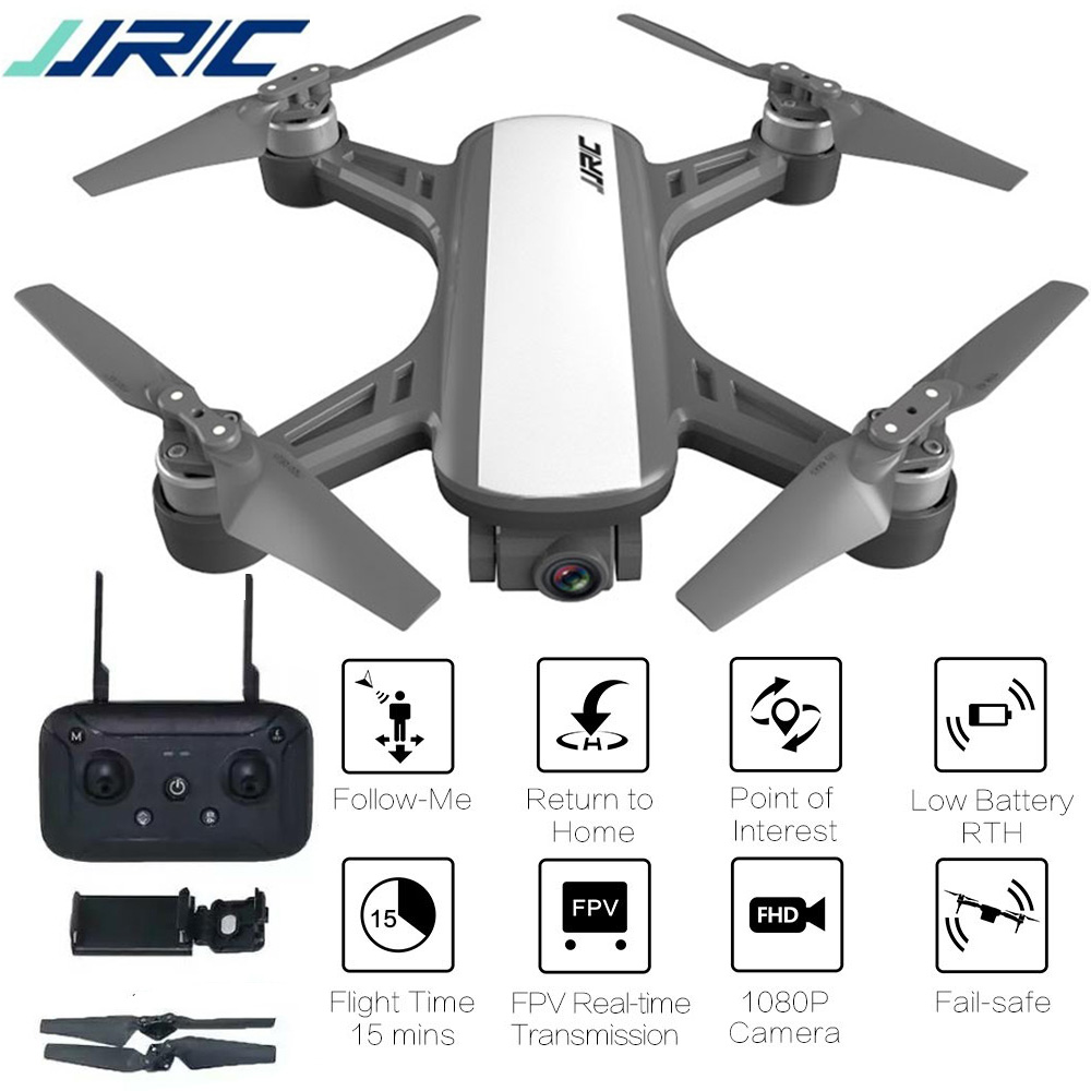 JJRC X9 Drone 5G WIFI FPV Double GPS With Wide Angle 2K 1080P Camera Helicopter Self-stabilizing Twoaxis Quadcopter RC Drone