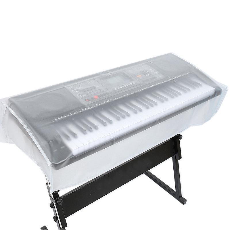 88 Key Keyboards Cover Electronic Organ Digital Piano Dust Cover Transparent Grind Arenaceous Waterproof Protect Bag