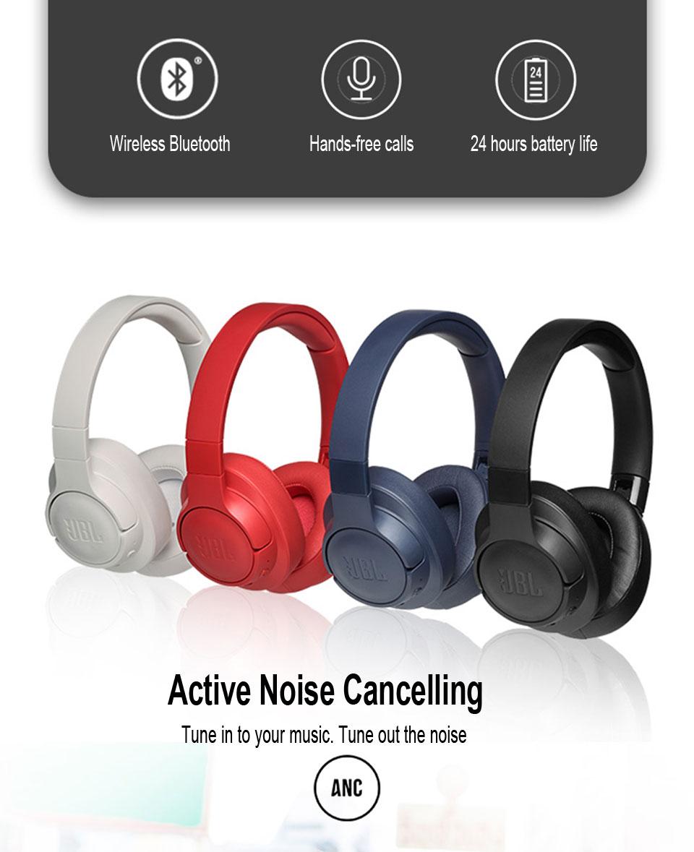 JBL TUNE 750BTNC Wireless ANC Headphones 7