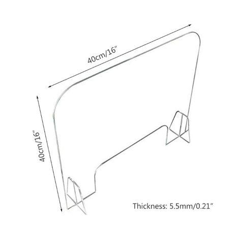 barreira protetora da placa do protetor