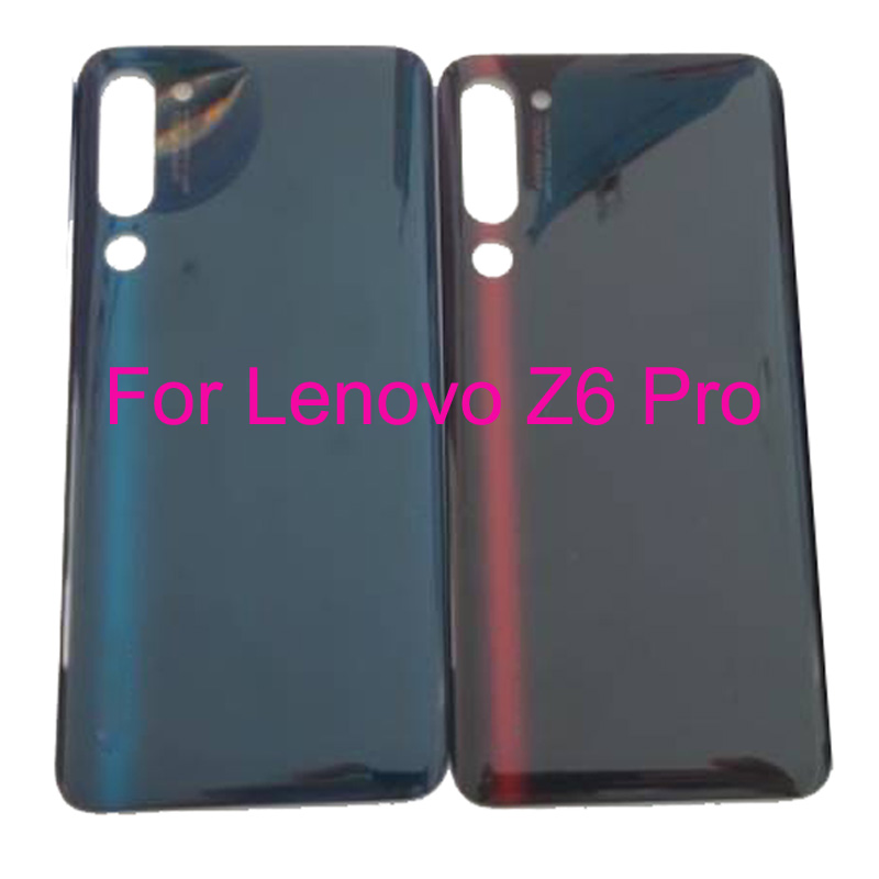 100% Original For Lenovo Z6 Pro Z6 L78051 Battery Back Rear Cover Door Housing For LenovoZ6 Pro Repair Parts Replacement