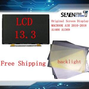 "Image 1 - Brand New 13.3 ""Computer Portatile A1369 Display A Matrice per Macbook Air 13"" A1466 Schermo LCD LP133WP1 TJA7 LP133WP1 NT133WGB N81 2010  2018"