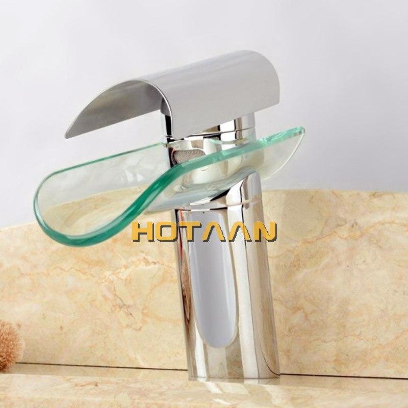 Бесплатная доставка медный хромированный кран для ванной комнаты смеситель для горячей и холодной воды латунный кран для туалета torneira 5019
