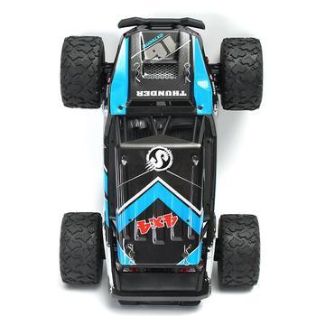 HS 18311/18312 1/18 40 + MPH 2.4G 4CH 4WD Wysokiej Prędkości Pnącza Crawler Zdalnie Sterowane Zabawkowe Samochody