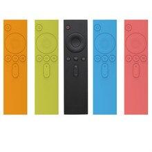 Remote-Control-Case Mi-Box Xiaomi Tv Anti-Slip Dust-Cover Silicone for Soft Rubber TPU