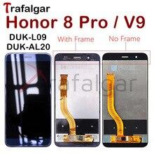 Trafalgar Màn Hình Cho Huawei Honor 8 Pro Màn Hình LCD Hiển Thị Màn Hình Cảm Ứng Với Khung Cho Danh Dự 8 Pro Màn Hình DUK L09 thay Thế