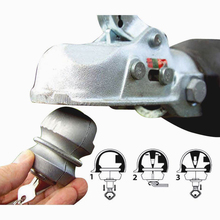 Universal Hitchlock Trailer Hitch Coupling Lock Caeavan Lock  Lock Hitch Caravan Lock 50mm Trailer lock 乐扣乐扣(lock